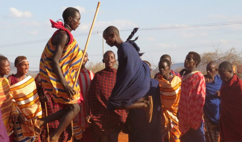 Visit the world famous Maasai tribe on this student expedition to Kenya