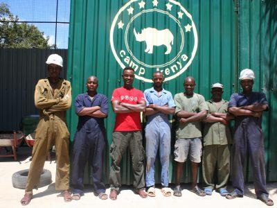 Camps crew