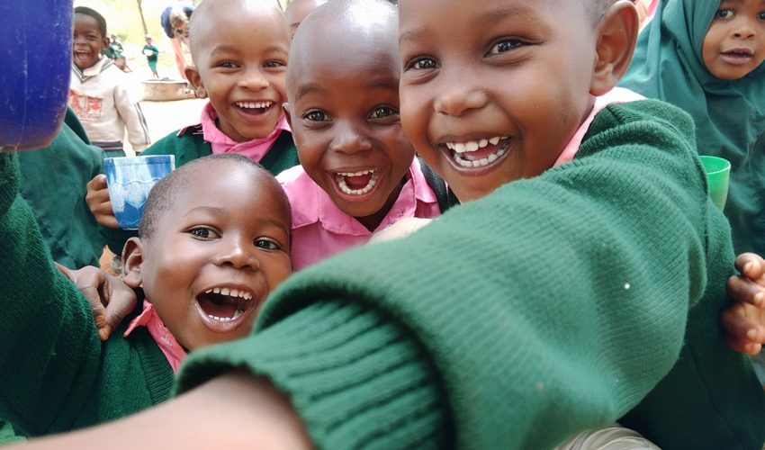 Enjoy the company of friendly locals with their wide smiles on this school expedition to Kenya.