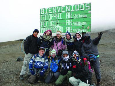 school_expedition_ecuador_trek_mountain_summit
