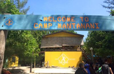 Camp Mantanani