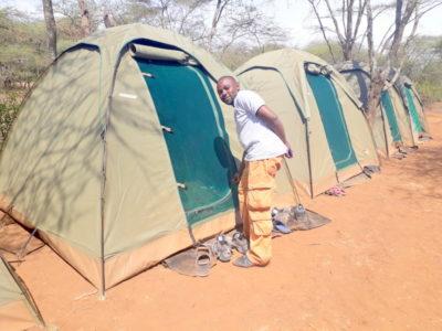 Camp Ndarakwai