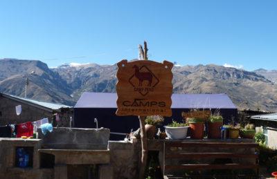 Camp Colca