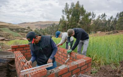 Sanitation and rural housing improvement