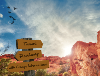 Booking with confidence - Travel roadmap